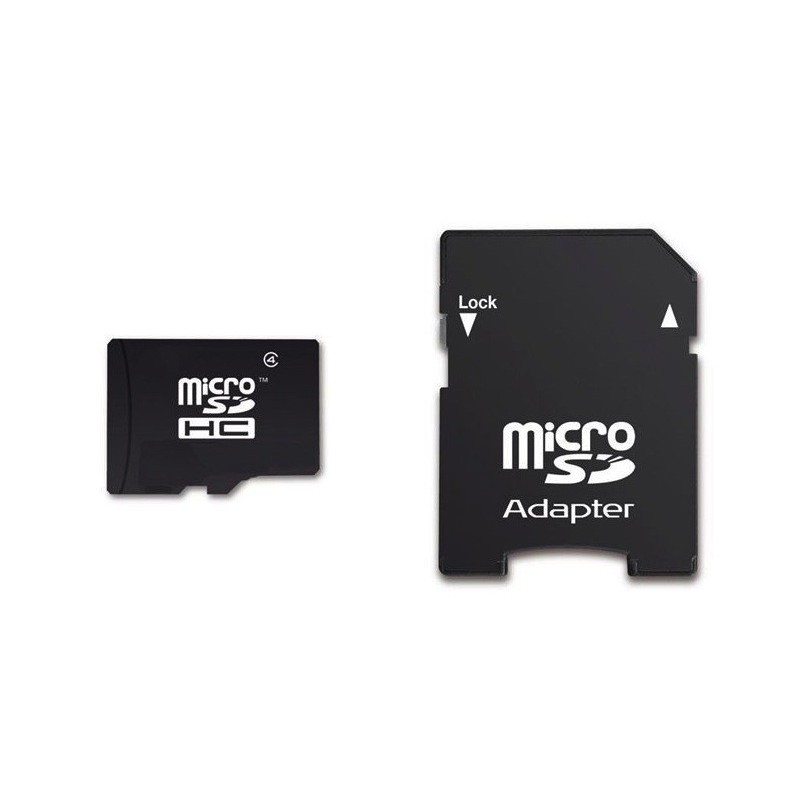 carte micro sd hc integral 8go avec adaptateur cam ra. Black Bedroom Furniture Sets. Home Design Ideas
